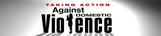 Taking Action For Domestic Violence