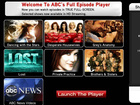 Watch full episodes of ABC shows