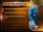 Developing your evacuation plan