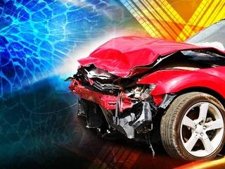 Live power line traps passenger in car