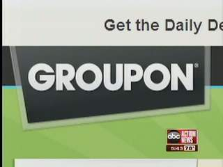 Don't Waste Your Money:  Groupon