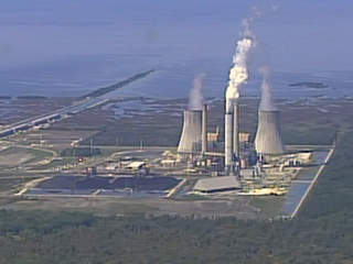 Closing Nuclear Power Plant In Citrus County Leaves Crystal River - Us nuclear power plants map florida