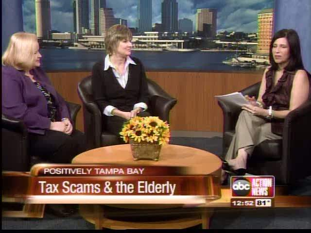 Positively Tampa Bay: Tax Fraud and the Elderly