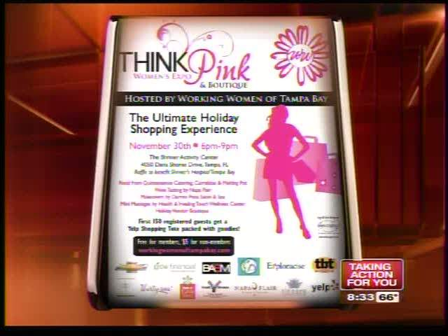 Think Pink Women's Expo Preview
