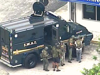 SWAT officers Hillsborough County
