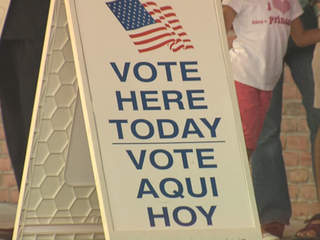 High voter registration may impact turnout