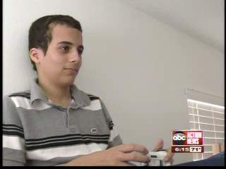13 year-old is youngest to ever attend Polk State College