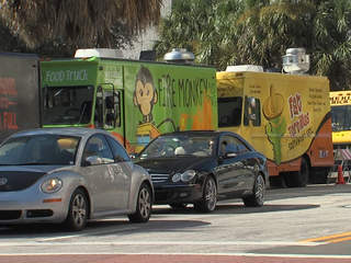 food trucks St Petersburg