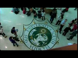 USF students walk out of class in response to proposed cuts