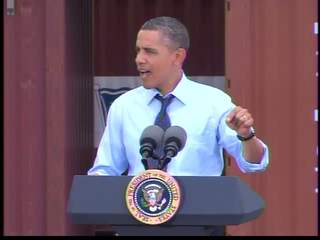 Obama kicks off trip to Colombia with Tampa stop
