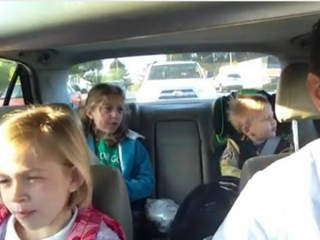 Bohemian Rhapsody sung going to school