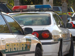 St. Pete driver hits pulled-over deputy cruiser