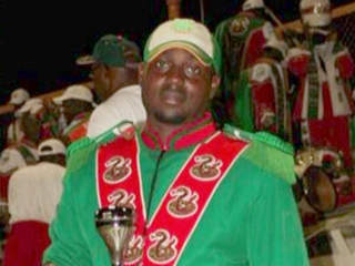 Florida A&M University drum major Robert Champion