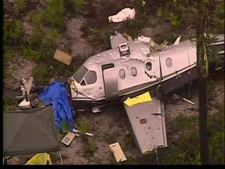 Family of six killed in plane crash