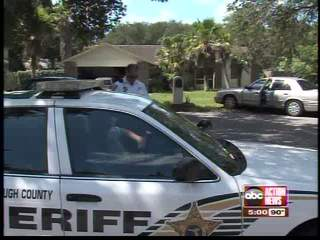Woman car jacked at gunpoint in Tampa