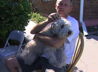 dog saves Oldsmar family from fire