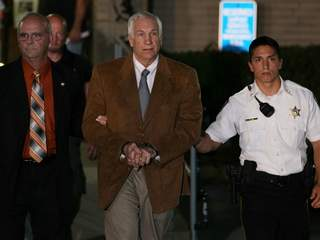 Jerry Sandusky, former Penn State defensive coordinator, found guilty