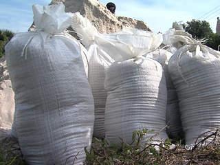 Sandbag sites open in preps for rain