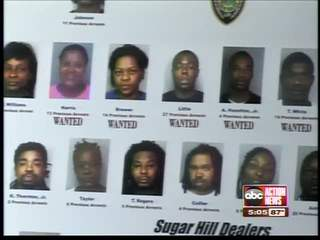 Operation City Sweep nets 30 arrests