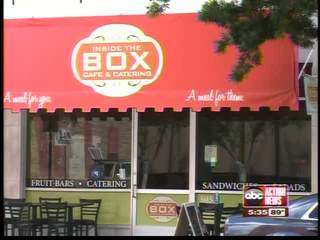 MetroMin wants RNC visitors to eat 'Inside The Box' and help