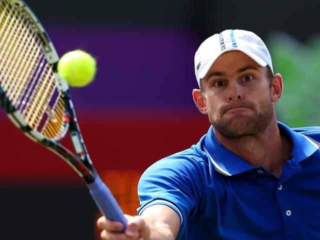 Andy Roddick Tennis Serve Video Andy Roddick Serve Video