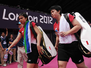 Indonesia badminton