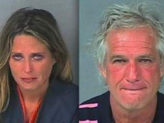 Naked Florida couple arrested after swingers party - NY