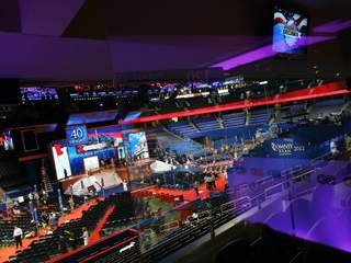 RNC  Tampa Bay Times Forum
