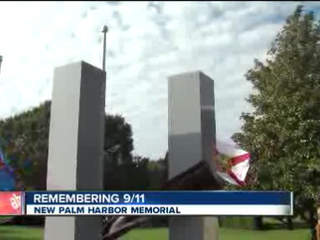 Palm Harbor 9/11 Memorial unveiled
