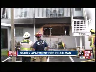 Fire claims 65 year old woman's life