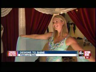 Local business specializes in ballroom costumes