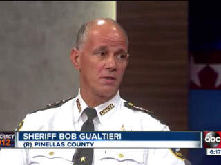 Democracy 2012:  Pinellas County Sheriff - Republican Bob Gualtieri