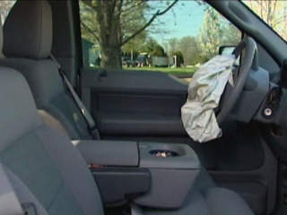 Airbag defects cause life shattering injuries