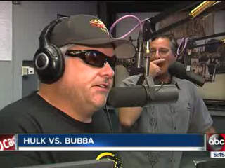"""Bubba the Love Sponge"" responds to Hulk Hogan video suit"