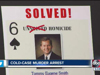 Sheriff Grady Judd:  Polk County cold case murder of Tommy Smith solved after 16 years