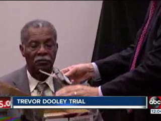 Dooley takes the stand