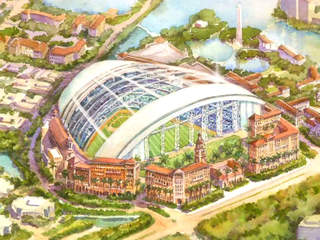 Rays proposed stadium Carillon
