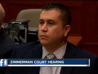 Judge denies Zimmerman bond motions