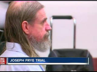 Trial begins for Joseph Frye, accused of rape at gunpoint