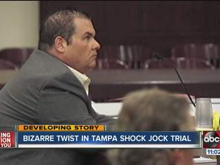 New twist: radio shock jock trial now focuses on their misbehaving lawyers