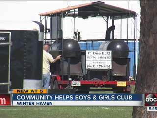 Community steps up to help Boys and Girls Club hold annual fundraiser after vandals tried to ruin it