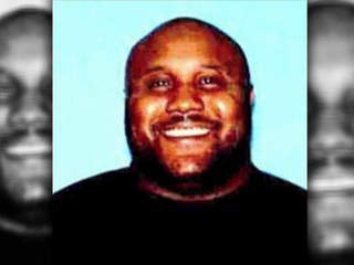 Fired Los Angeles Police Officer Christopher Dorner