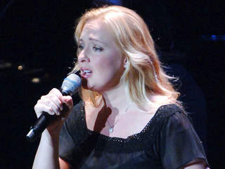 Mindy McCready singing