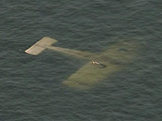 plane crash into Tampa Bay near Bayside Bridge