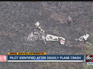 One killed in small plane crash in Pasco County