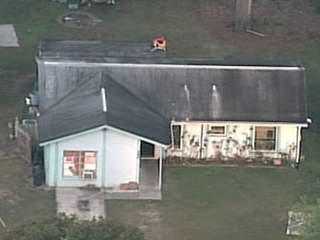 Florida sinkhole house pictures