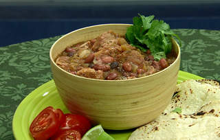 Mexican Pork Stew recipe