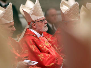 Boston Cardinal Sean O'Malley