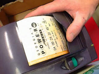 Florida powerball ticket