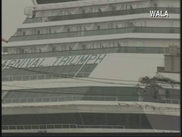 Lawsuit Claims Carnival Cruise Lines Knew Of Fire Risk